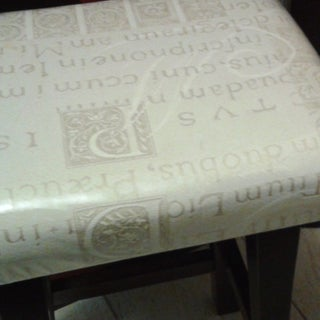 Upholstery on Japanes Stool.jpg