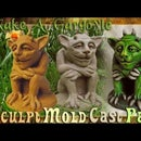 Make A Gargoyle | Full Series | Sculpting, Molding, Casting & Painting Effects.