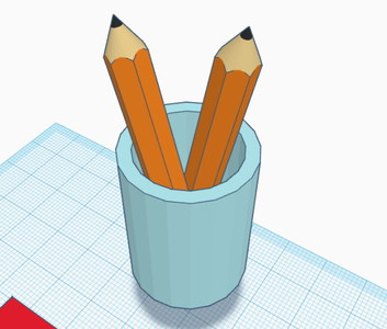 The Pencils.