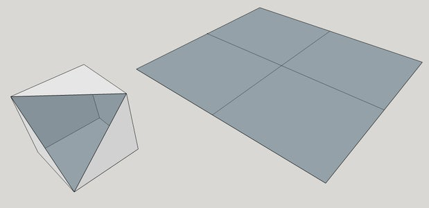 Start With a Square Piece of Paper.