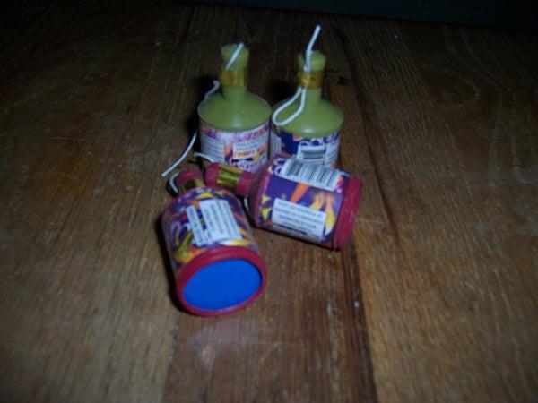 Dust Bombs