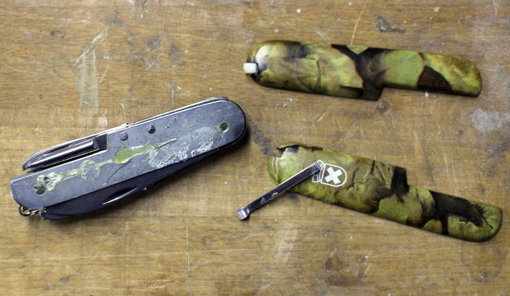 Trim Down Folding Knife