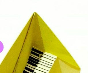 Origami Piano Set
