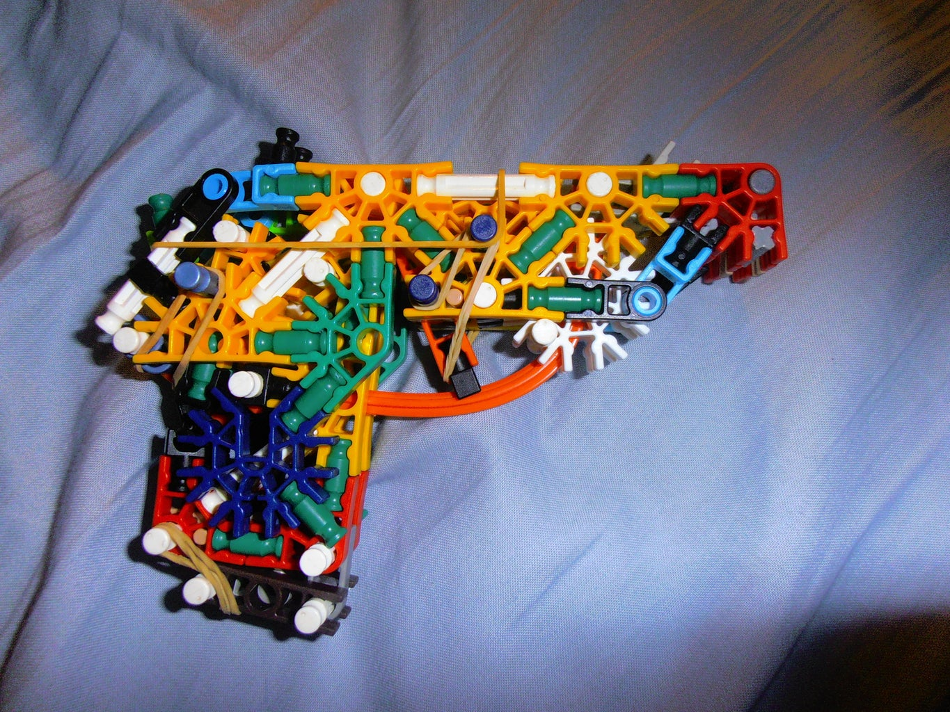 Knex Walther PPK Model Instructions