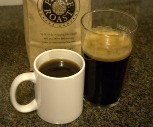 Demon Roast Imperial Stout - Coffee Infused Beer