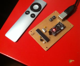 INFRA-NINJA Control Your Pc With a Apple Remote