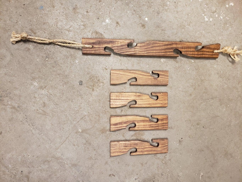 Cut That Wood!