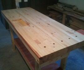 2X4 Work Bench