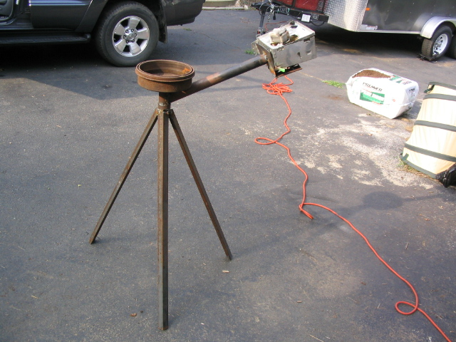 How to make a forge