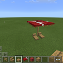 How to Build a Cool Umbrella in Minecraft PE 0.13.0