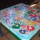 Upscale Kids Play Table