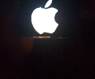 Apple Logo Glow Light