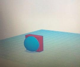 Cube/Sphere Mashup