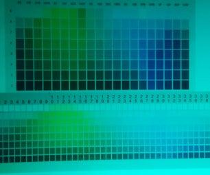 色盲模拟灯(道尔顿灯)