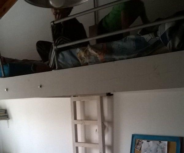 Cama Flotante - Air Bed