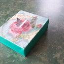 Serviette Mini Canvas Blocks