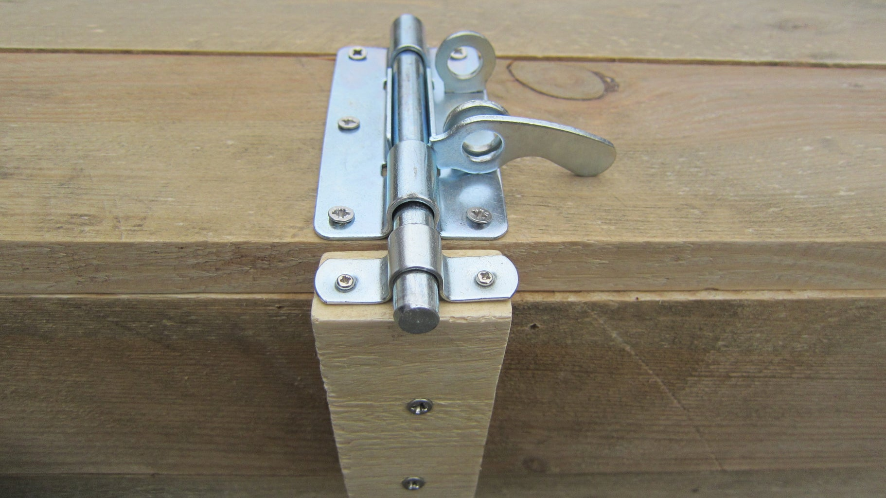Hinges and Stuff