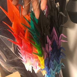 How to Make Origami Cranes