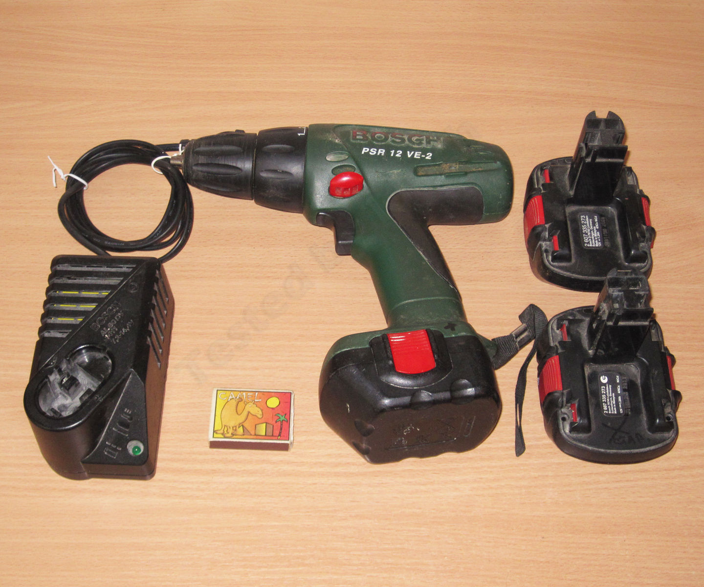 Cordless Tool, How to Replace Nickel Cadmium by Lithium Ion