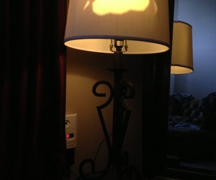 Bluetooth Weather Lamp