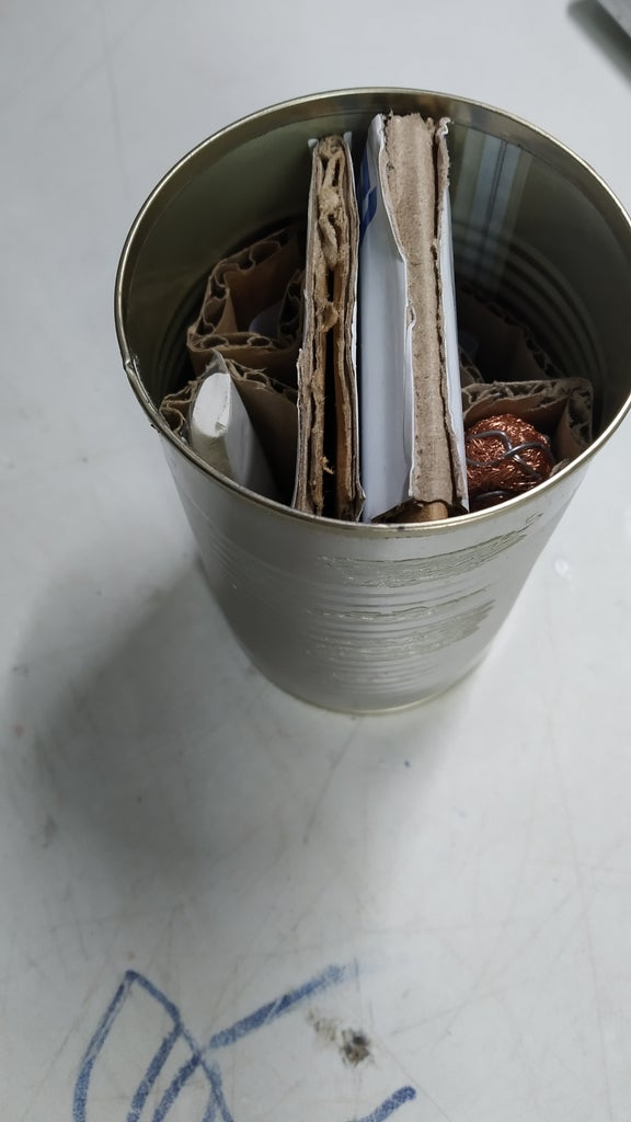 Putting It Into the Tin Can