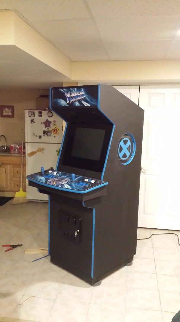 X-men Arcade Machine