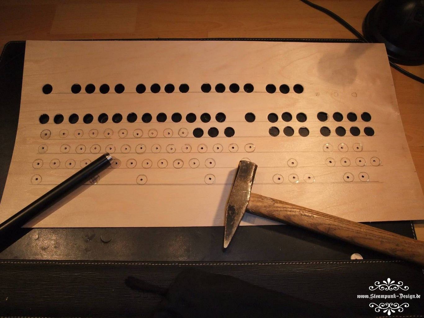 The Wood Inlay
