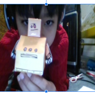 Instructables' Official Papercraft Robot!
