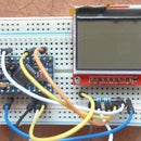 HX1230 Monochrome LCD in Arduino Projects