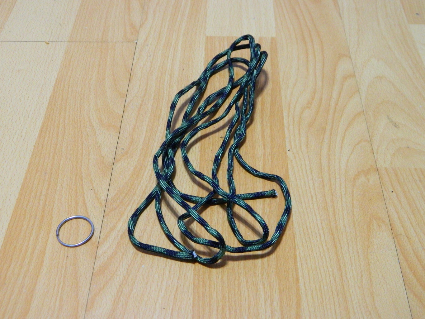 How to Make a Paracord Key Chain