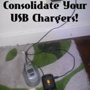 Consolidate Your USB Chargers