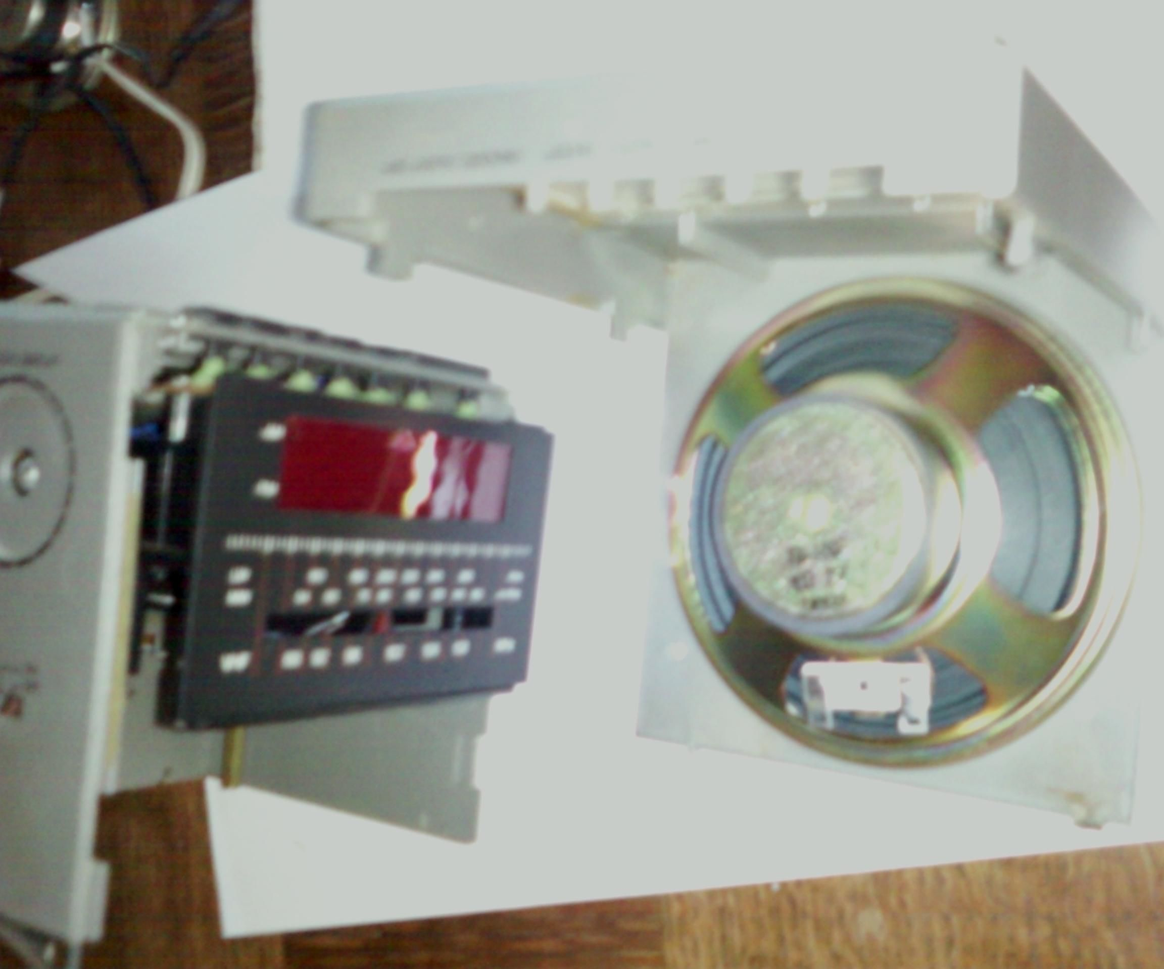 Clock Radio Upgrade - Fitting Bluetooth Unit