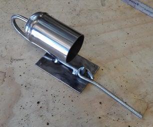 Easy Doorbell From Scrap Steel