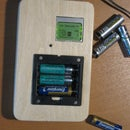 Rechargeable Battery Capacity Tester