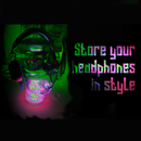 Store Your Headphones in Style