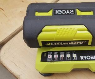 Rechargeable Battery Hack for Autonomous Toy Truck