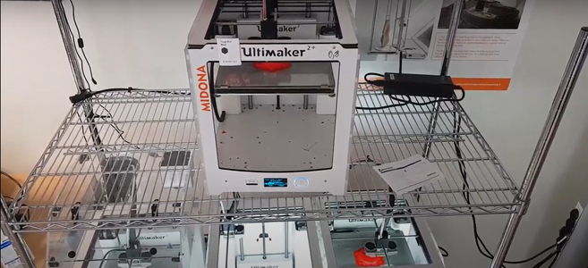 Milling and 3D Printing