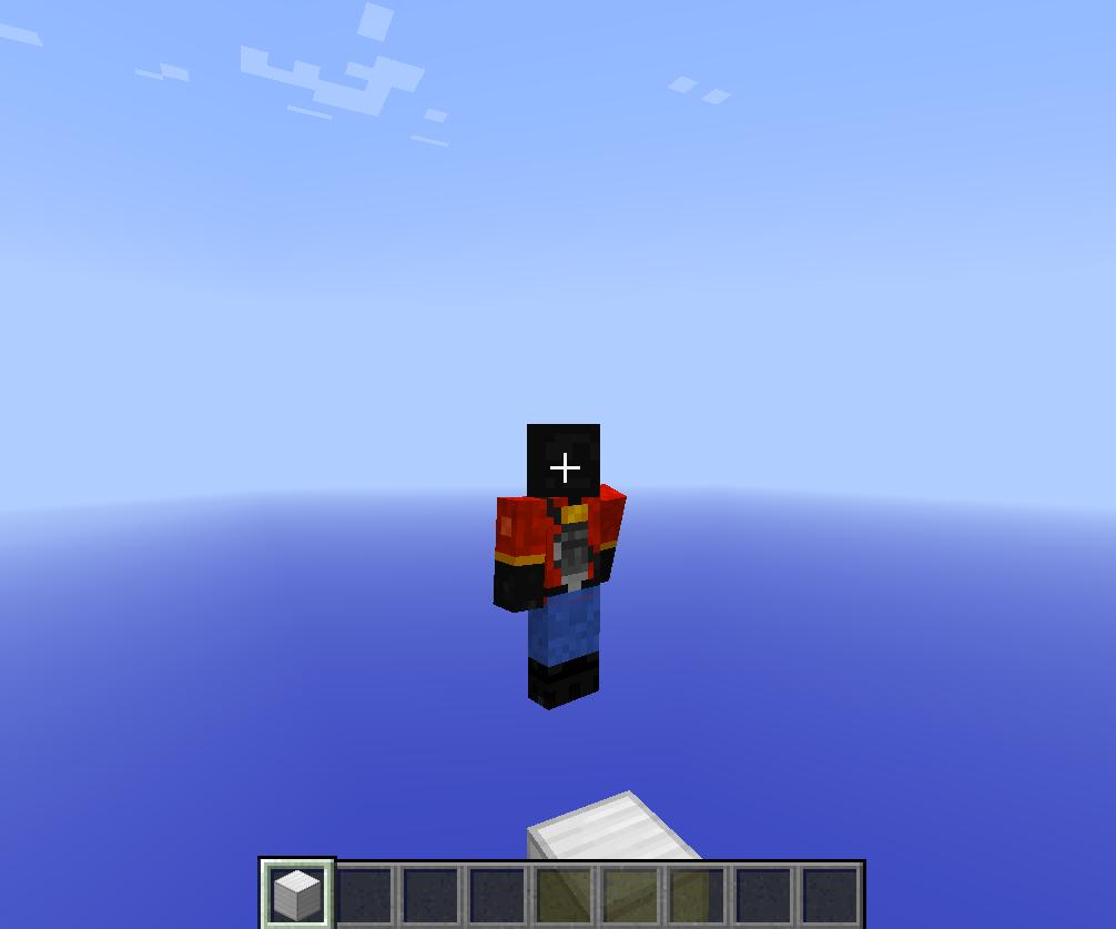 Minecraft Make Your own Void World!