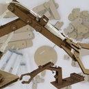 Recycled Cardboard Claw