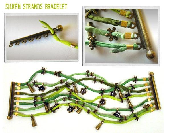Silken Strands Bracelet