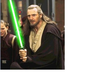 Add Lightsabers to Your Pictures