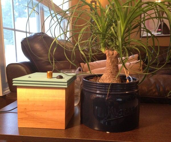 DIY Simple Water Box