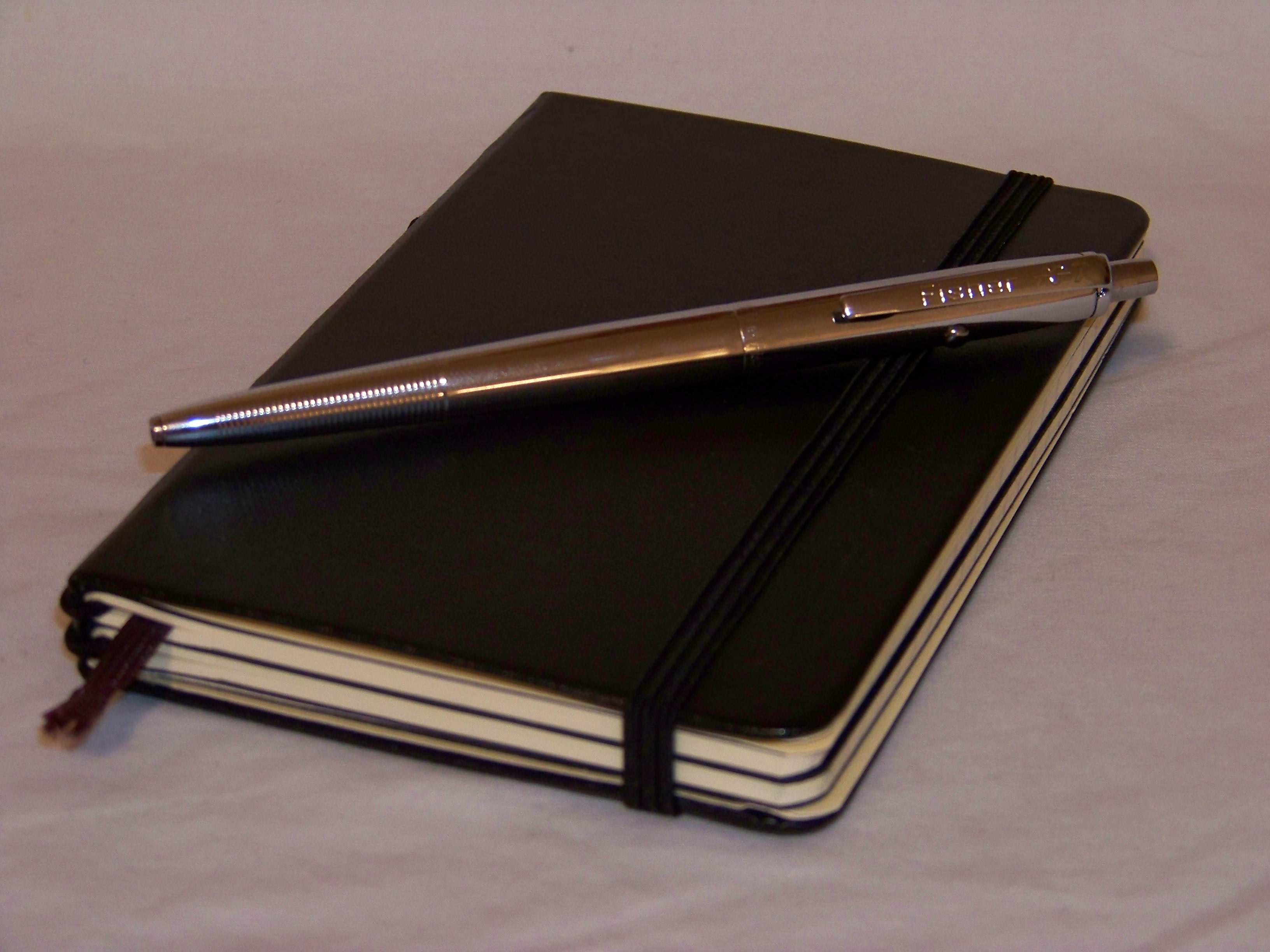 Refill Your Old Moleskine