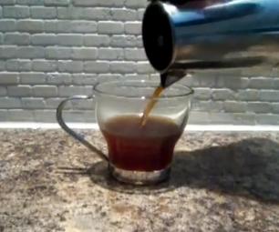 The Perfect Mocha Latte