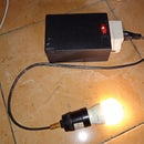 Very Simple Inverter That Can Be Built in Minutes - Only Requires 5 Main Components