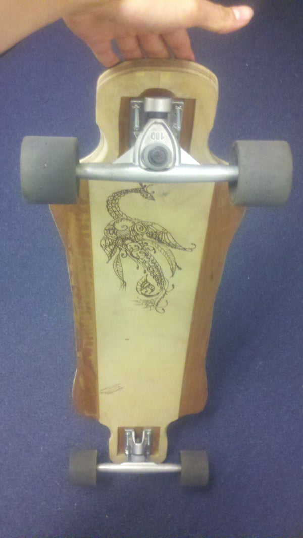 To Build a Longboard
