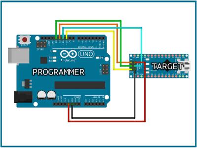 Programming ATtiny With Arduino