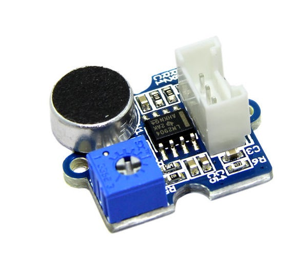Sound Level Detector Using LinkIt One