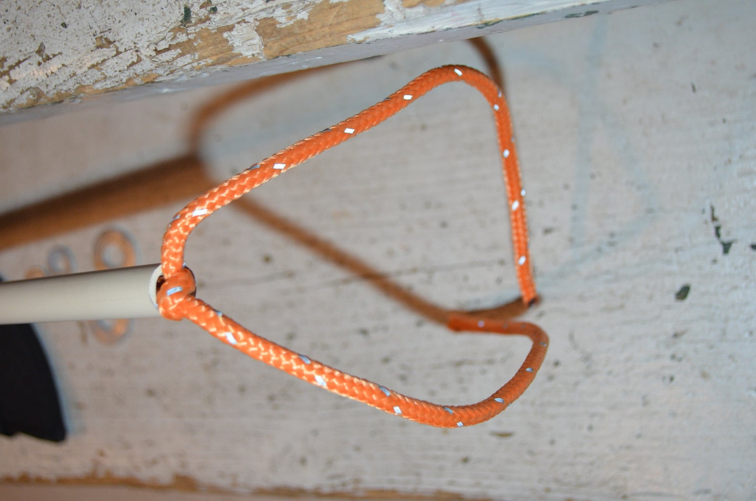 Attach Carabiners.