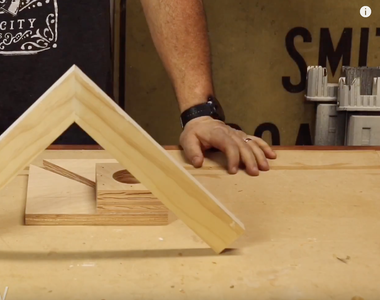 Use the Jig and Assemble Some Miters!